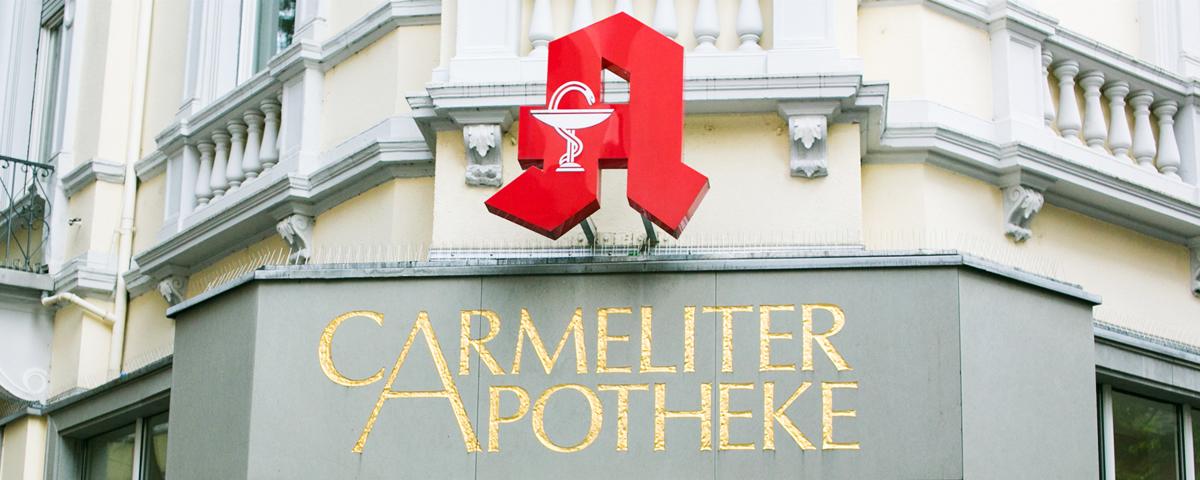 Carmeliter-Apotheke, Worms